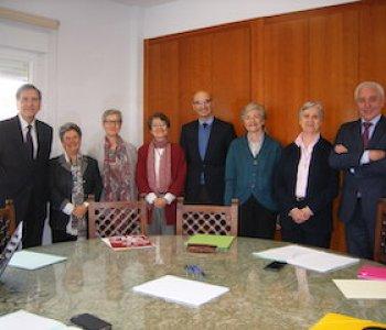 Constitución formal de la Fundación Educativa Sofía Barat (5 de marzo)