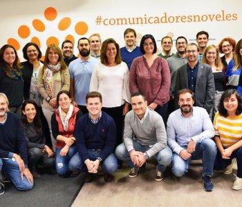 Participamos en el curso de Comunicadores Noveles de Escuelas Católicas (18-20 de octubre)