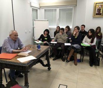 2º Encuentro de formación Teológico-Pastoral (17-19 de Enero)