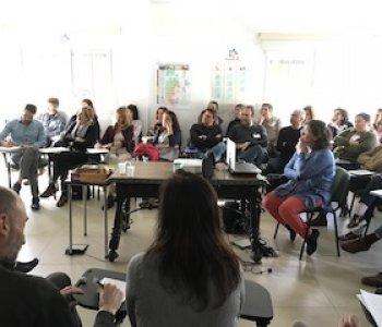 ENCUENTRO DE DIRECTORES PEDAGÓGICOS Y COORDINADORES DE EQUIPOS DE INNOVACIÓN