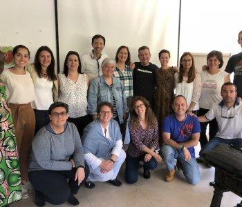Encuentro de Coordinadores del proyecto D (21 y 22 de Mayo)