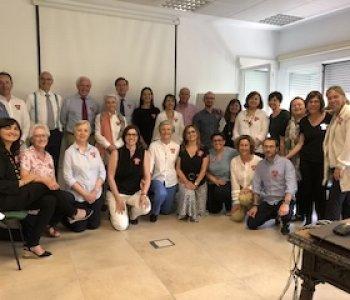 Primer Encuentro Patronato, Equipo Red y Directores Generales (16 de mayo)