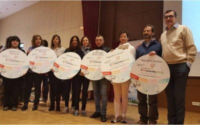 Seis colegios de la RED reciben placa de innovación…