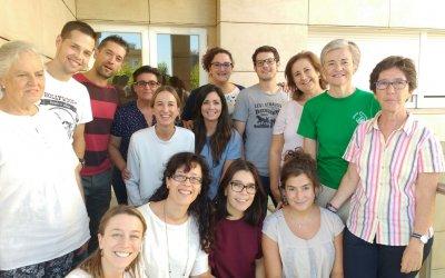 Reunión de Coordinadores de Grupos Barat en Madrid